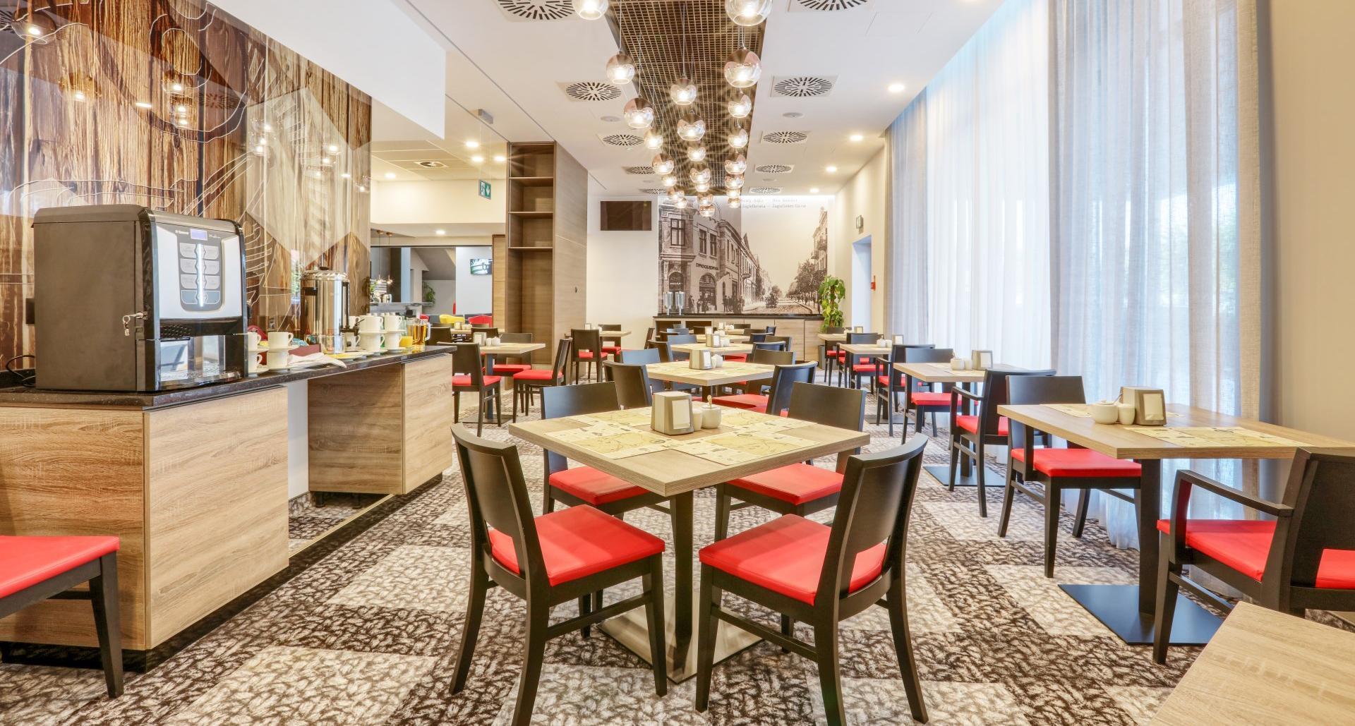 Restauracja Atelier Sedziowoja Hotel Ibis Styles Nowy Sacz